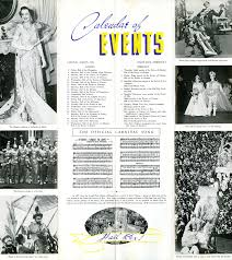 orleans tourism bureau mardi gras ephemera lsu libraries notes