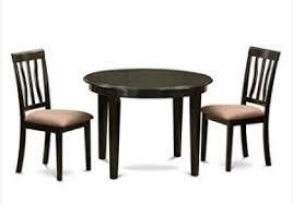 3 Piece Kitchen Table Set Walmart by Small Kitchen Table Walmart East West Furniture Oxford 3 Piece