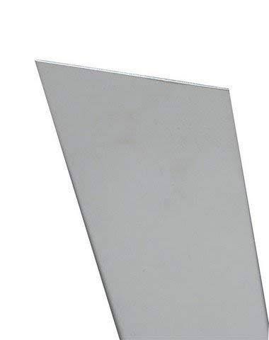 "K and S Engineering 83070 Aluminum Sheets - .064"" x 6"" x 12"""