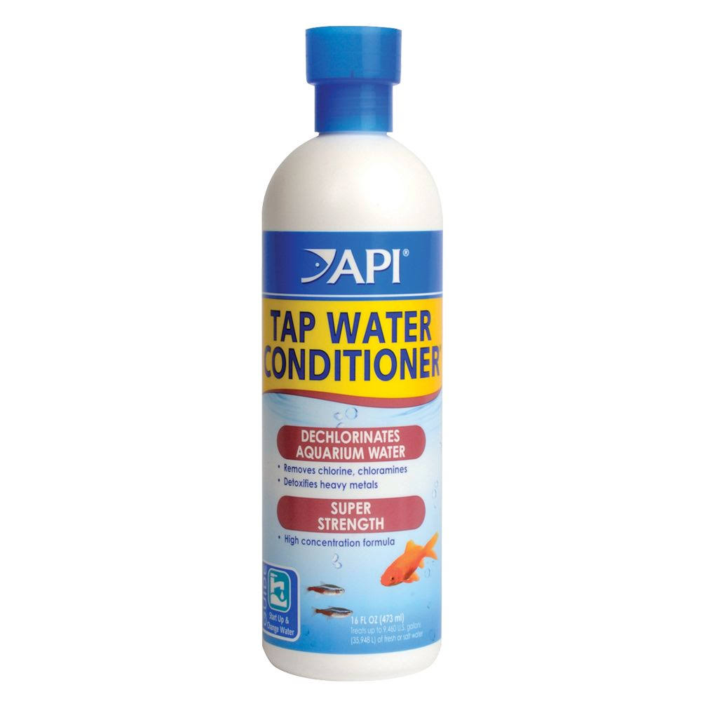 API Tap Water Conditioner Aquarium Treatment - 473ml