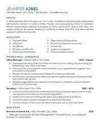 View The Resume For An Office Management Professional With Experience Overseeing Daily Operations Of A Dental