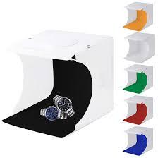 100 Studio Tent Mini Photo Jewelry Light Box Kit
