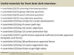 Front Desk Agent Salary Philippines by Top 5 Front Desk Clerk Cover Letter Samples