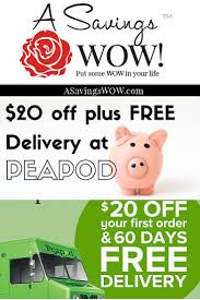 Peapod Coupon Code 20 Off / Major Series Coupon Code 2018