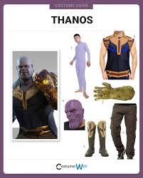 Avengers 3 Infinity War Thanos Cosplay Costume