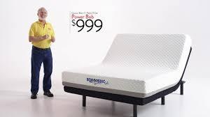 power bob plus with bob o pedic 9 gel bob s discount furniture