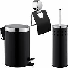 3 tlg hänge wc set badezimmergarnitur set günstig 3 teilig
