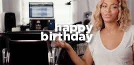 beyonce happy birthday