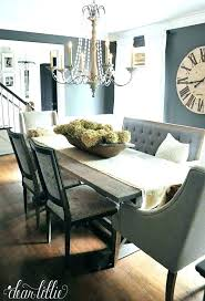 Dining Room Table Decorating Ideas Decor Formal Rustic