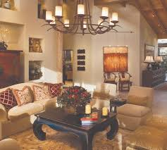 Debra Campbell Design Rustic Living Room