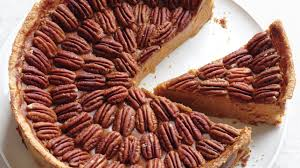 Pumpkin Pie With Pecan Praline Topping by Mile High Pumpkin Pecan Pie