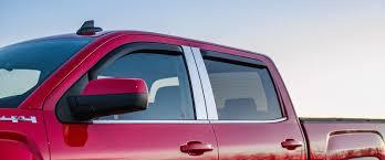 100 Truck Window Visors Hardware