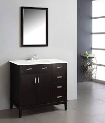 36 Inch Bathroom Vanity Without Top by Simpli Home Urban Loft 36