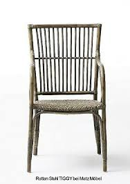 tiggy rattan stuhl 2 stück esszimmer stuhl aus rattan bei