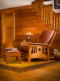 Charles Stickley Rocking Chair by A Guide To Arts And Crafts Furniture Old House Restoration