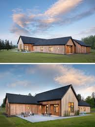 100 Modern Cedar Siding This House In Rural Montana Is Covered In
