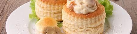 recettes à base de pâte feuilletée faciles rapides minceur pas