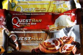 Well Quest Had Me At Their Cinnamon Roll Bar