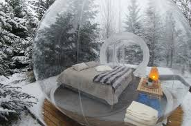 This Iceland Hotel Lets You Sleep in a Transparent Bubble to
