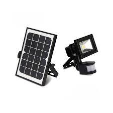 projecteur led exterieur solaire détecteur de mouvement 10w