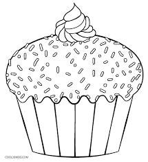Kawaii Cupcake Coloring Book Cupcake Coloring Pages Cupcake Coloring