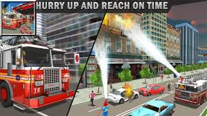 Firefighter Truck Simulator: Rescue Games (by TwoTwenty Games ...