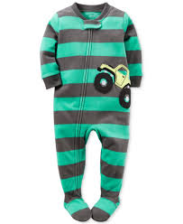 Carter's Baby Boys' 1-Pc. Striped Monster Truck Footed Pajamas ... Monster Truck Assorted Kmart 100 Cotton Long Sleeve Bulldozer Boys Pajamas Children Sleepwear Sandi Pointe Virtual Library Of Collections Baby Toddler Boy Tig Walmartcom Trucks Kids Overall Print Pajama Set Find It At Wickle 2piece Jersey Pjs Carters Okosh Canada 2pack Fleece Footless Monstertruck Amazoncom Hot Wheels Jam Giant Grave Digger Mattel Teddy Boom Red Tee Newborn Infant Brick Wall Breakdown Track Brands For Less Maxd Dare Devil Yellow Tshirt Tvs Toy Box