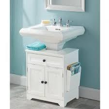 South Shore Morgan Narrow Storage Cabinet by Bathroom Pedestal Sink Storage Cabinet Http Jaredgrier Com