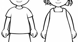 Incredible And Lovely Boy Girl Coloring Pages Pertaining To Your Property