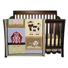 Kohls Nursery Bedding by Trend Lab Baby Barnyard Bedding Coordinates
