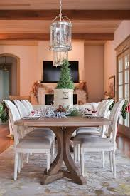 Christmas Dining Room Decor Decorating Ideas