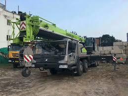 100 Truck Crane Brand New Zoomlion 50 Ton For Sale In Dubai Buy