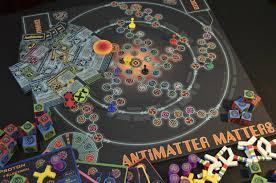 Antimatter Matters Quantum Physics Board Game On Kickstarter
