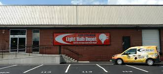 light bulb depot location index