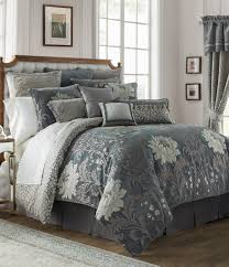 Vince Camuto Bedding by Waterford Ansonia Floral Jacquard Comforter Set Dillards
