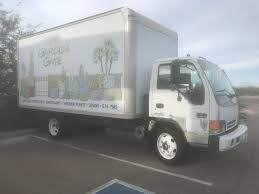 100 12 Foot Box Truck CHEVROLET Straight S For Sale