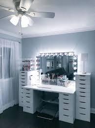 Linnmon Alex Desk Australia by Best 25 Ikea Makeup Vanity Ideas On Pinterest Vanity Vanity