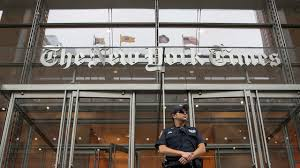 100 Five Story New York Times Blasted Over Leaked Transcript Of AntiTrump