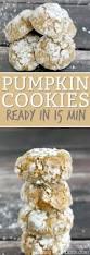 Pumpkin Spice Hershey Kisses Gluten Free by Pumpkin Cookies Recipe Pumpkin Spice Cookies Spice Cookies