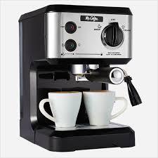 Mr Coffee 19 Bar Pump Espresso Machine Black