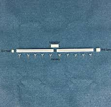 Motorized Curtain Track India by Ceiling Curtain Track India Ripple Fold Drapery Buy Commercial