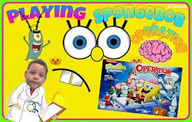 Spongebob Operation Skills Game GamePlay