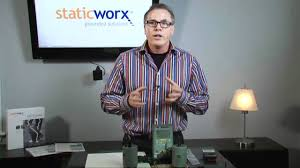 Static Dissipative Tile Grounding Detail by Testing Your Esd Floor Youtube