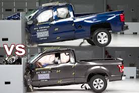 Truck Crash - 2017 Ford F-150 Vs 2017 Chevy Silverado 1500 Crash ... Ford Can Make 300 F150s Per Month Just From Its Own Alinum Wkhorse Group To Unveil W15 Electric Pickup Truck In May 2017 The With A Lower Total Cost Of 2018 New Trucks Ultimate Buyers Guide Motor Trend Mcloughlin Chevy Want To Be Safer On The Road Look For These Small Are Getting But Theres Room For Era In Fleet Vehicles Ngt News F150 King Ranch 4x4 Super Crew Test Drive Review Safest Midsize Pickups Of Year Hank Graff Chevrolet Bay City 2014 Silverado 1500 First Why Struggle Score Safety Ratings Truckscom