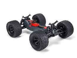 ARRMA GRANITE VOLTAGE 1/10 Scale 2WD R/C Monster Truck - Designed ...
