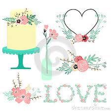 Rustic Clipart Flower 5
