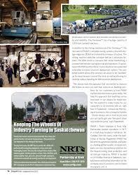 100 Nrt Trucking PotashWORKS Inaugural 2013 By DEL Communications Inc Issuu