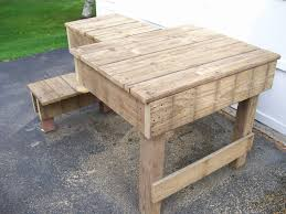 Free Indoor Wood Bench Plans by Shooting Bench Gun And Game The Friendliest Gun Discussion