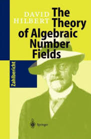 Title The Theory Of Algebraic Number Fields Edition 1 Author David Hilbert