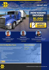 100 Big Blue Trucking Autumn Industries Competitors Revenue And Employees Owler